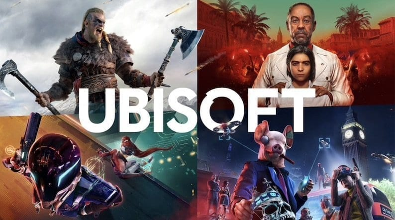 Video game store, Ubisoft forward event