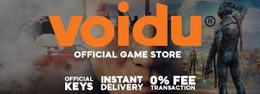 Voidu official game store logo