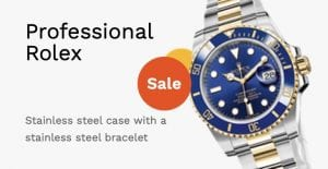 Buy Professional Rolex Watches