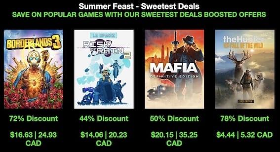 Summer Feast 1