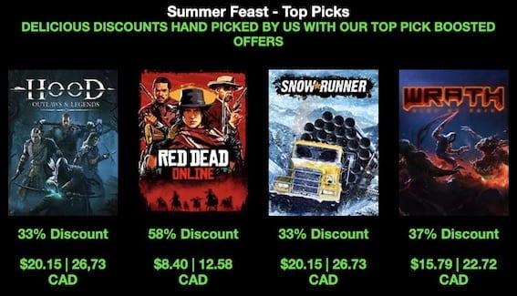 Summer Feast 3