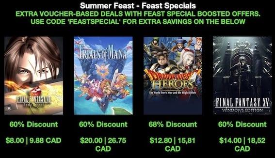 Summer Feast 4