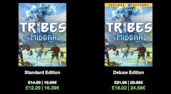 Tribes of Midgard thumbnail