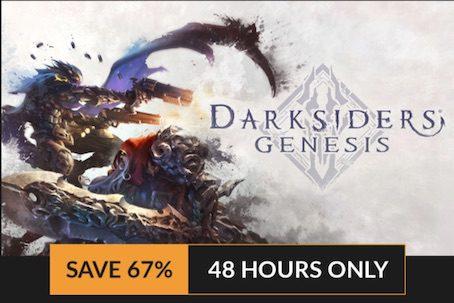 Darksiders Genesis 48 hours
