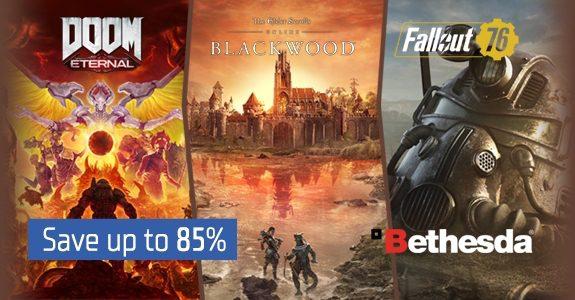 Doom Eternal Blackwood Fallout 76