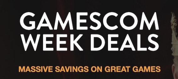 Gamescom Week deals