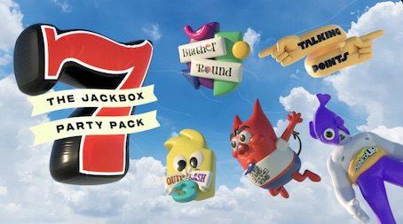 Jack pot party pack