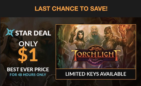 Last chance to save Star Deal