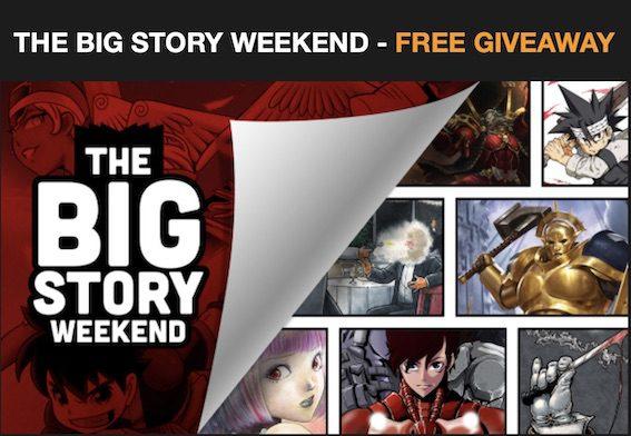The Big Story Weekend