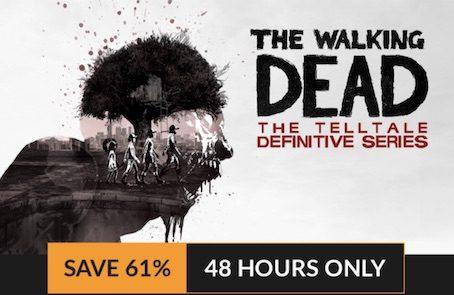 The walking dead 48 hours